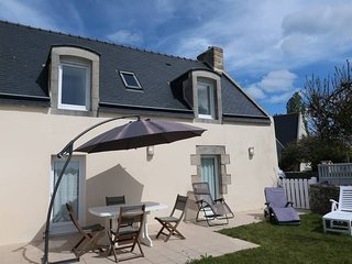 2 bedroom Villa in Penmarch, Brittany, France : ref 5438239