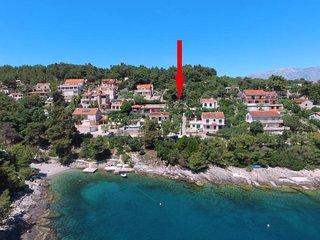 1 bedroom Villa in Sumartin, Splitsko-Dalmatinska Zupanija, Croatia : ref 543717
