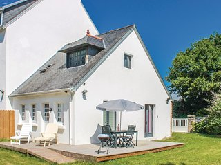 3 bedroom Villa in Benodet, Brittany, France : ref 5686522