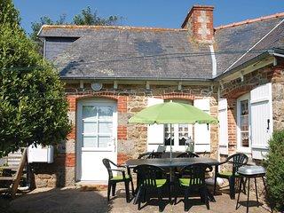 1 bedroom Villa in Lanros, Brittany, France : ref 5538886
