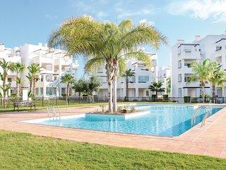 2 bedroom Apartment in Las Pedrenas, Murcia, Spain : ref 5550931