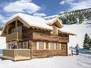 Chalet 'Hirsch' - Brand new luxury chalet