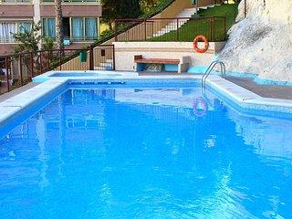 1 bedroom Apartment in La Cala de Benidorm, Valencia, Spain : ref 5558469