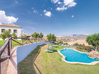 7 bedroom Villa in Puerto Serrano, Andalusia, Spain : ref 5686688