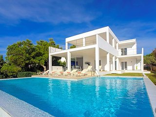 6 bedroom Villa in Cala Egos, Balearic Islands, Spain : ref 5681657