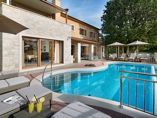 4 bedroom Villa in Krapan, Istria, Croatia : ref 5544436