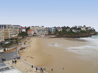 2 bedroom Apartment in Dinard, Brittany, France : ref 5313424