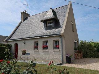 1 bedroom Villa in Plounevez-Lochrist, Brittany, France : ref 5438266