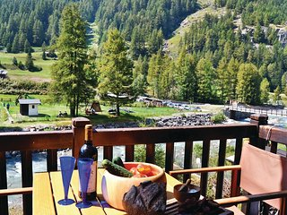 2 bedroom Villa in Roisan, Aosta Valley, Italy : ref 5539697