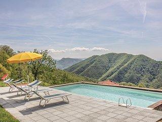4 bedroom Villa in Zarli, Tuscany, Italy : ref 5523554