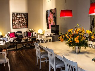 Casa 1890 San Telmo.  A true oasis in the middle of the city of Buenos Aires