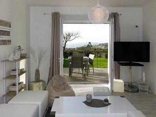 3 bedroom Villa in Telgruc-sur-Mer, Brittany, France : ref 5503064