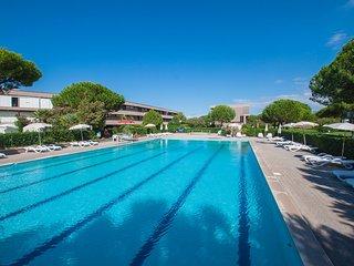1 bedroom Apartment in Marina di Bibbona, Tuscany, Italy : ref 5558589