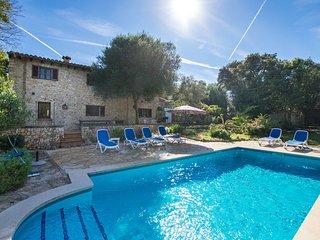 3 bedroom Villa in Pina, Balearic Islands, Spain - 5551926