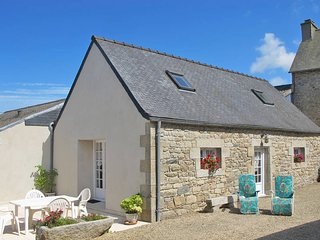 2 bedroom Villa in Kerouliou, Brittany, France : ref 5438306