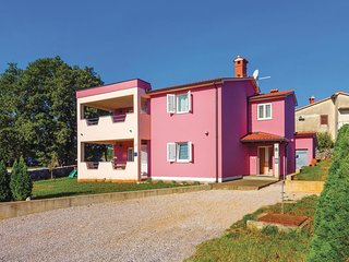 4 bedroom Villa in Vinez, Istria, Croatia : ref 5686536