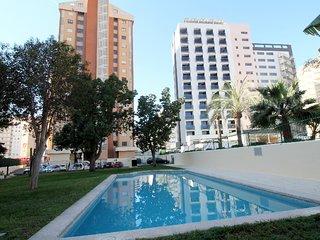 1 bedroom Apartment in Benidorm, Valencia, Spain : ref 5364945