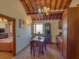 1 bedroom Apartment in Cortona, Tuscany, Italy : ref 5055967