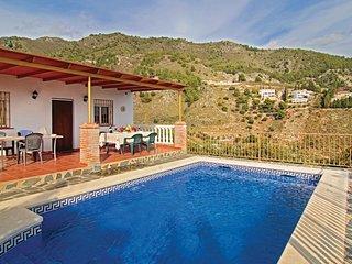 2 bedroom Villa in Frigiliana, Andalusia, Spain : ref 5633834