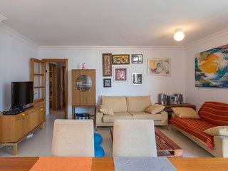 Comfortable Apartment in Salinetas Beach.