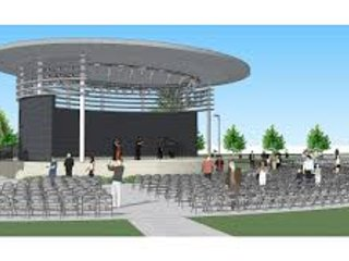 New Concert Venue on the water