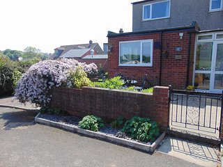 Three bedroom house near Morpeth Northumberland, Secure Garden, Pet Friendly.