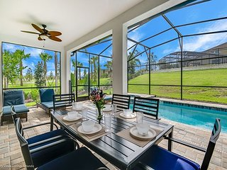 Stunning 6BD pool home at Solara Resort!
