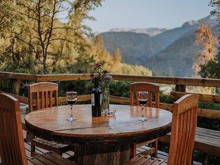 Quillay - Cabana de Montana con Desayuno Incluido