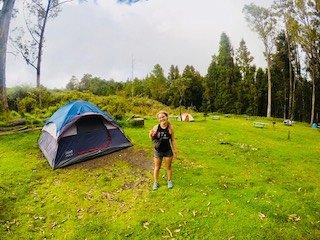 Haleakala Sunrise Camping