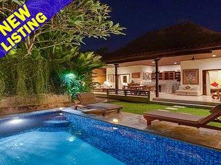 Spacious 2 Bedroom Villa Perfect Location, Seminyak'