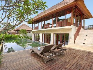 Three Bedroom Ubud Pool Villa