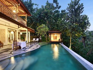 Tropical Valley 4BR Ubud Villa