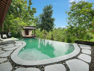 Tropical Valley 4BR Ubud Villa