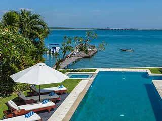 3BDR Suite Beachfront in Nusa dua