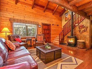 Webb Cabin Mountain Getaway