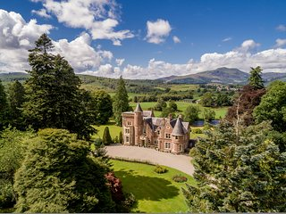 The Gart Callander - Scottish Contemporary Castle