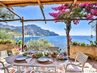 Villa in Ravello ID 3196