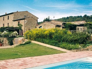Country House in Casole d'Elsa ID 450