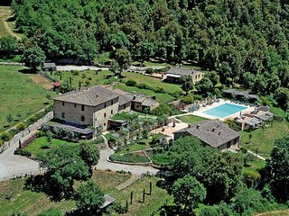 Country House in Casole d'Elsa ID 453
