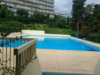 Nice studio with pool access