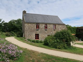 3 bedroom Villa in Ploumoguer, Brittany, France : ref 5438331