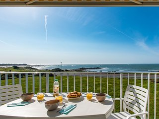 1 bedroom Apartment in Port-Haliguen, Brittany, France : ref 5541709