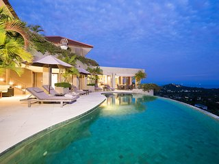 ⭐⭐⭐⭐⭐ 5 BR Luxury Pool Villa ✅ 10 Mins Chaweng ✅ FREE Breakfast & Transfers
