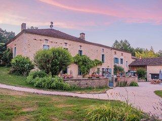 Magnifique gîte 8 chambres - Moulin de Saint-Avit