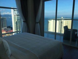 Le Pew Two-Bedroom Ocean View Nha Trang