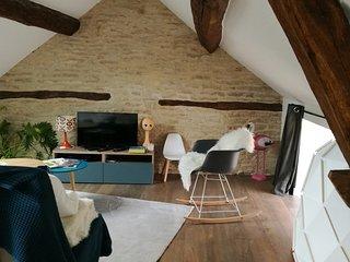 * Chez Twiggy - Guesthouse vintage *