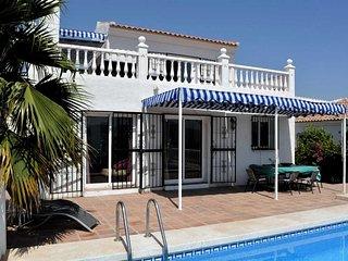 Casa Hodge, 3 bed villa, La Vinuela