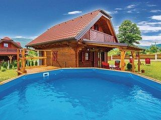1 bedroom Villa in Ćuši, Ličko-Senjska Županija, Croatia : ref 5520923
