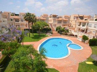 2 bedroom Apartment in Gran Alacant, Valencia, Spain : ref 5544237
