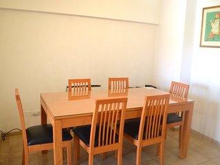 Recoleta ,semi-piso  ,Capacidad 8 personas